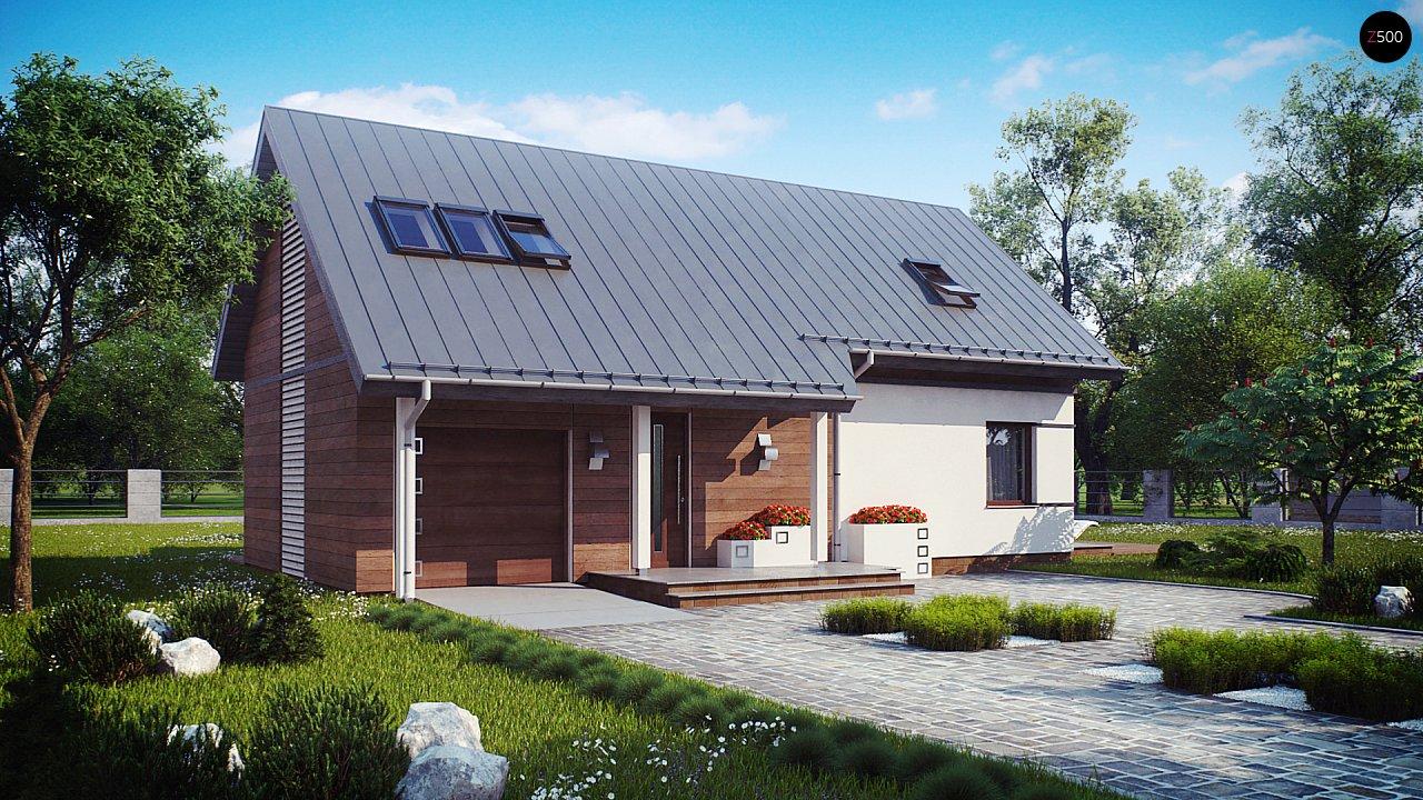Проект будинку Z226 - 1