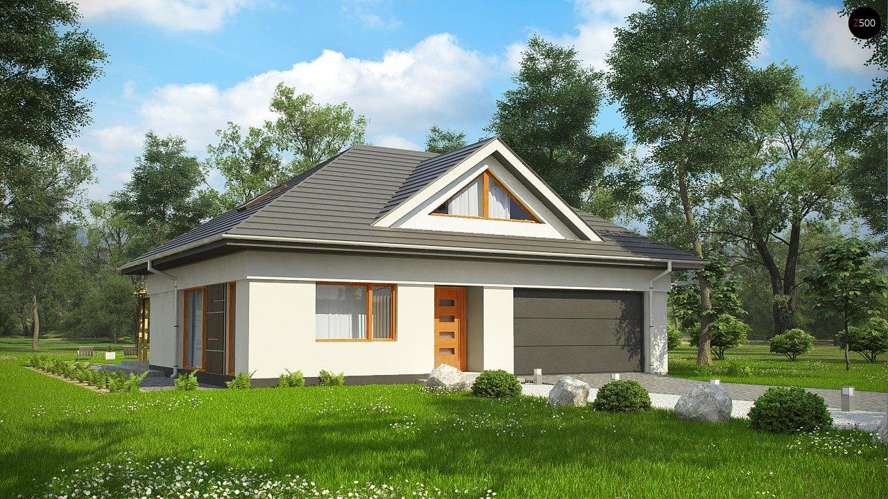 Проект будинку Z306 - 1