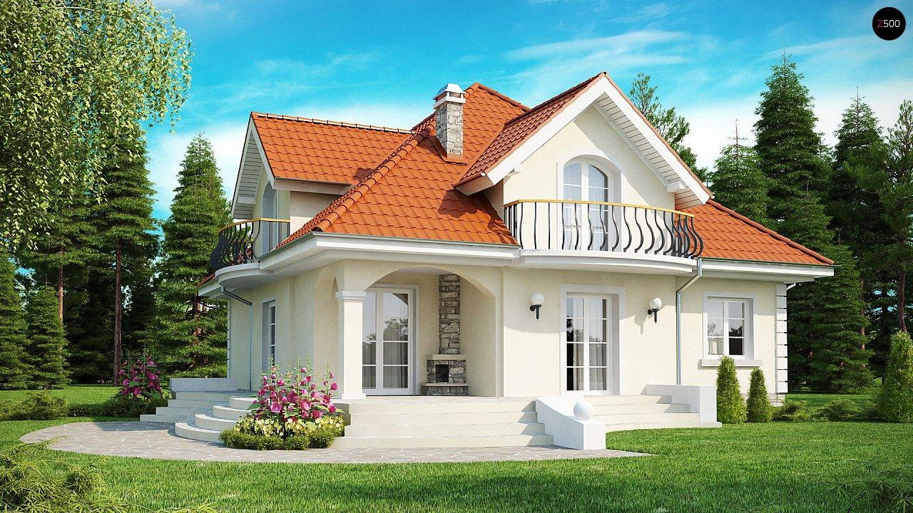 Проект будинку Z18 - 1