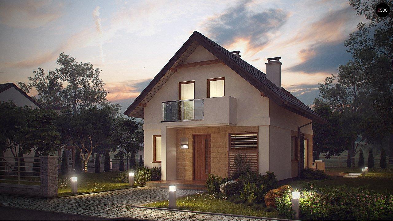 Проект будинку Z177 - 1