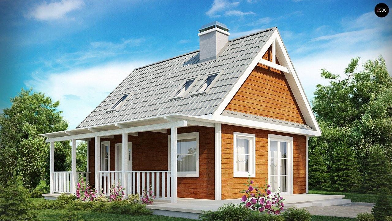 Проект будинку Z39 - 1