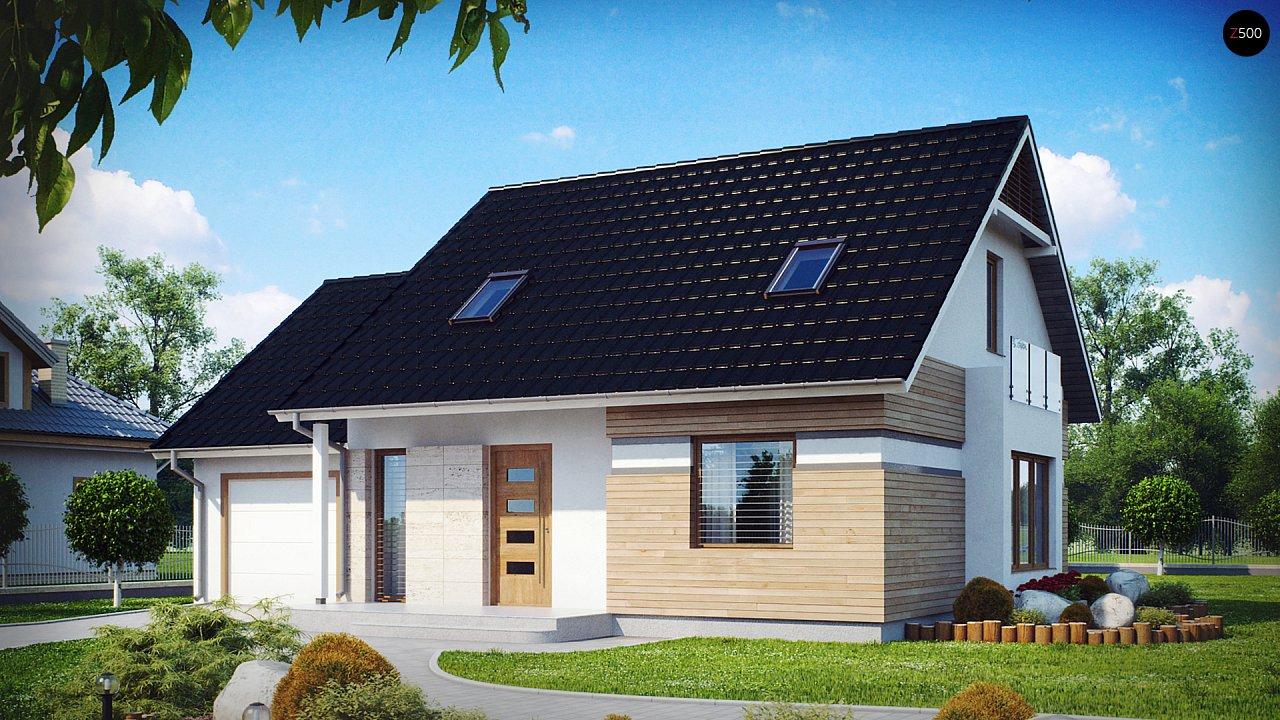 Проект будинку Z114 - 1