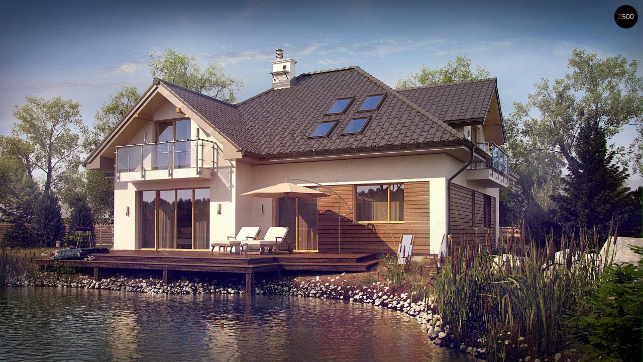 Проект будинку Z272 - 1