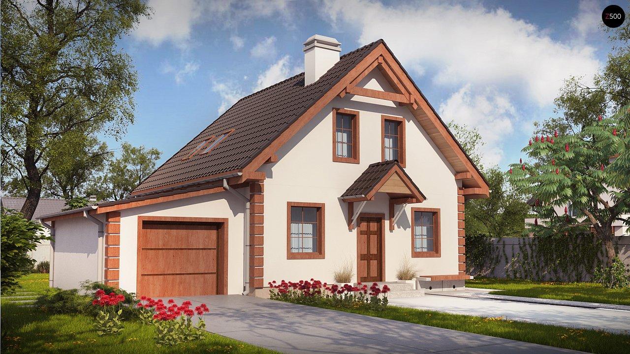 Проект будинку Z1 GL - 1