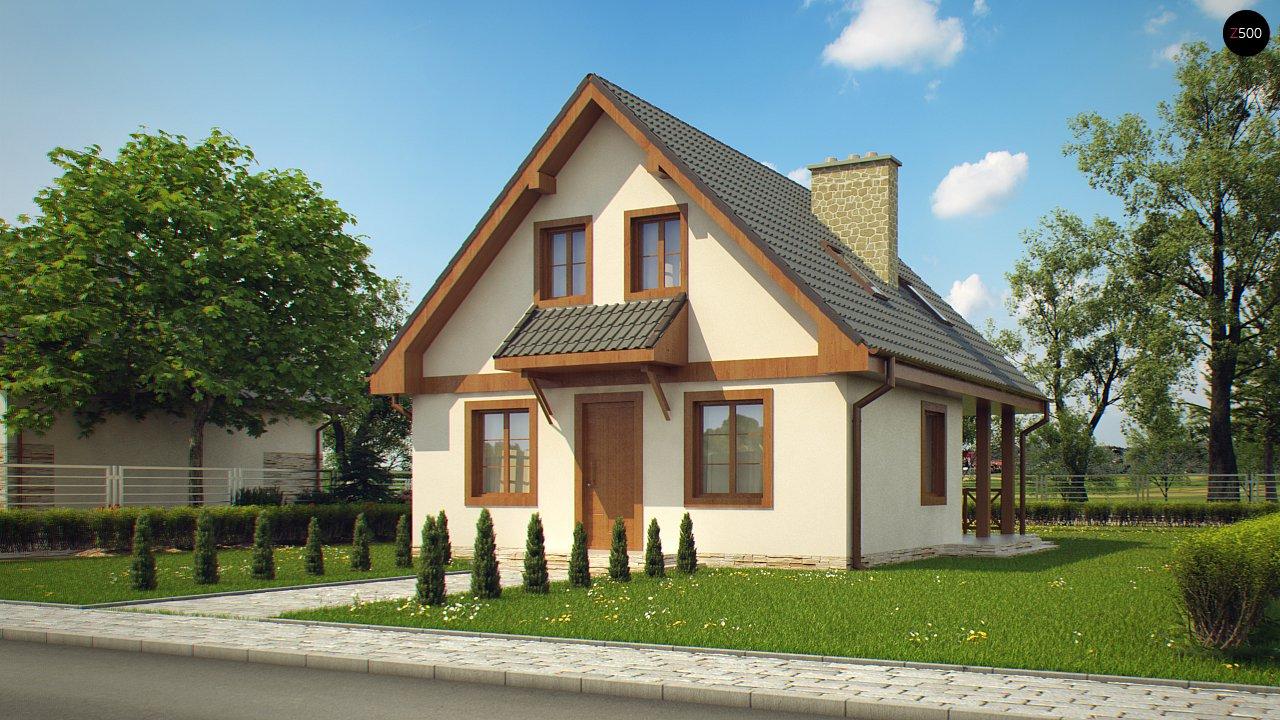 Проект будинку Z30 L bl - 1