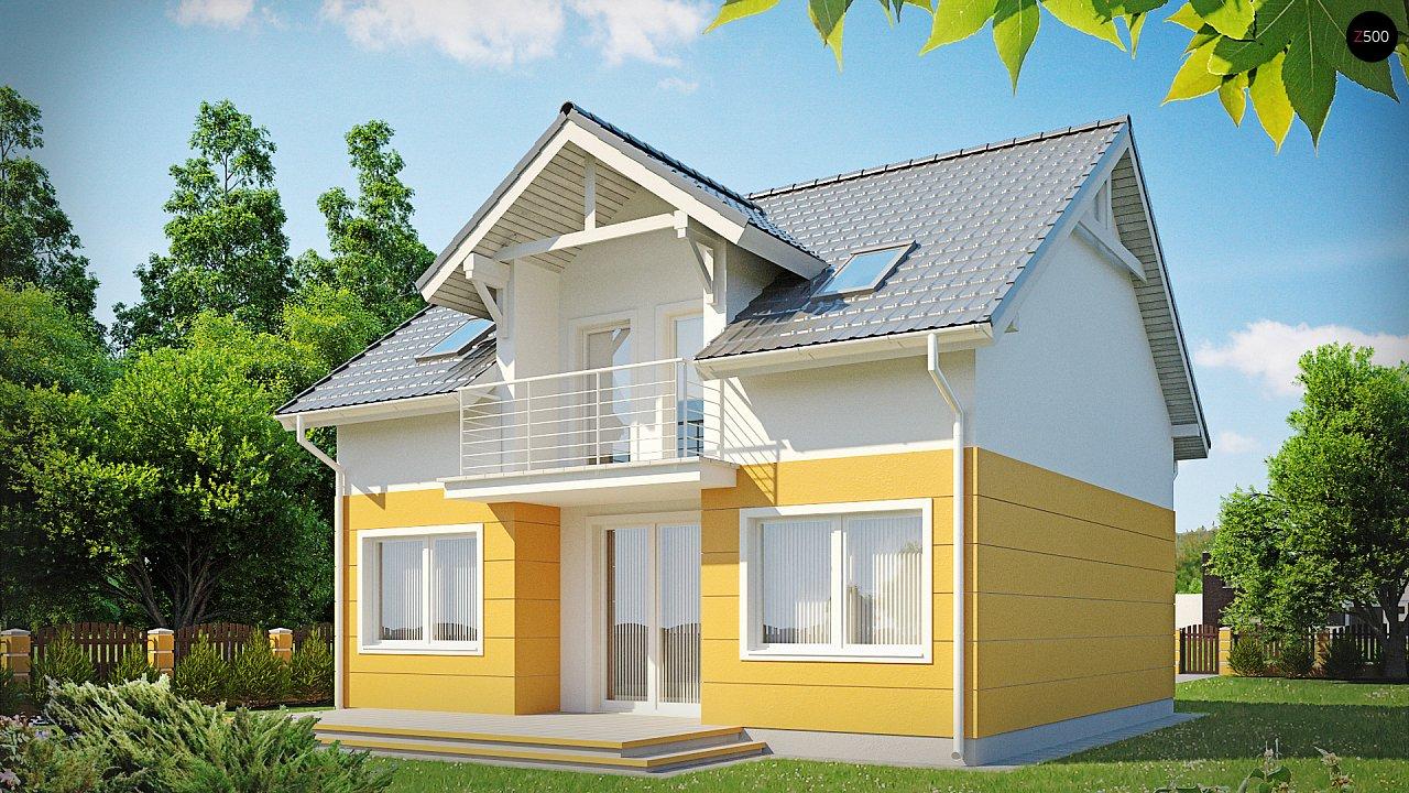 Проект будинку Z65 - 1