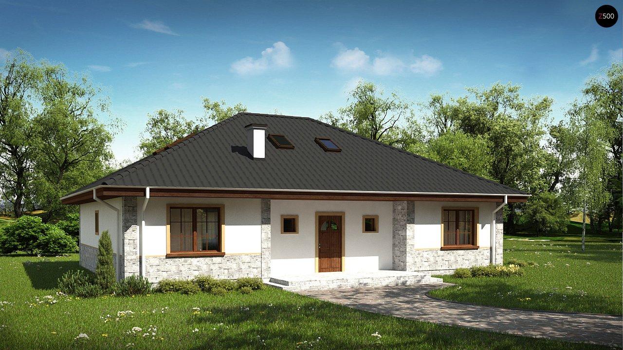 Проект будинку Z10 stu 30 - 1