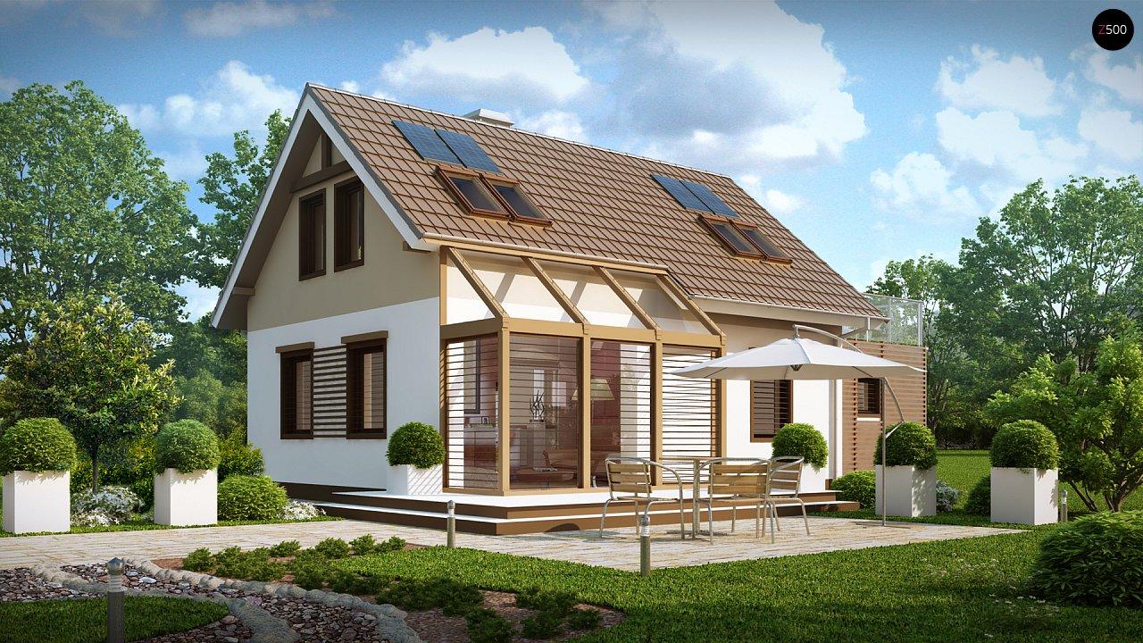 Проект будинку Z220 - 1