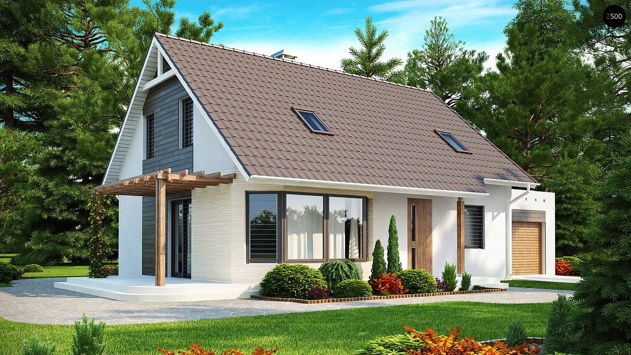 Проект будинку Z117 - 1