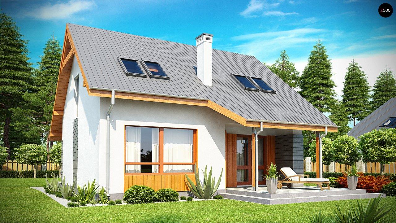 Проект будинку Z146 - 1