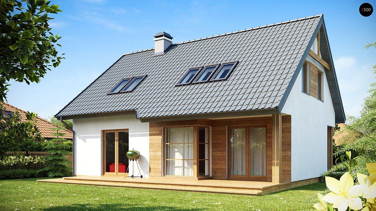 Проект будинку Z66 - 1