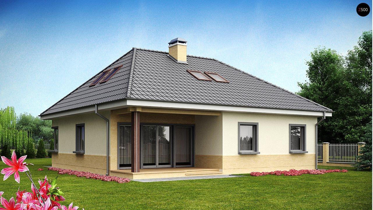 Проект будинку Z84 - 1