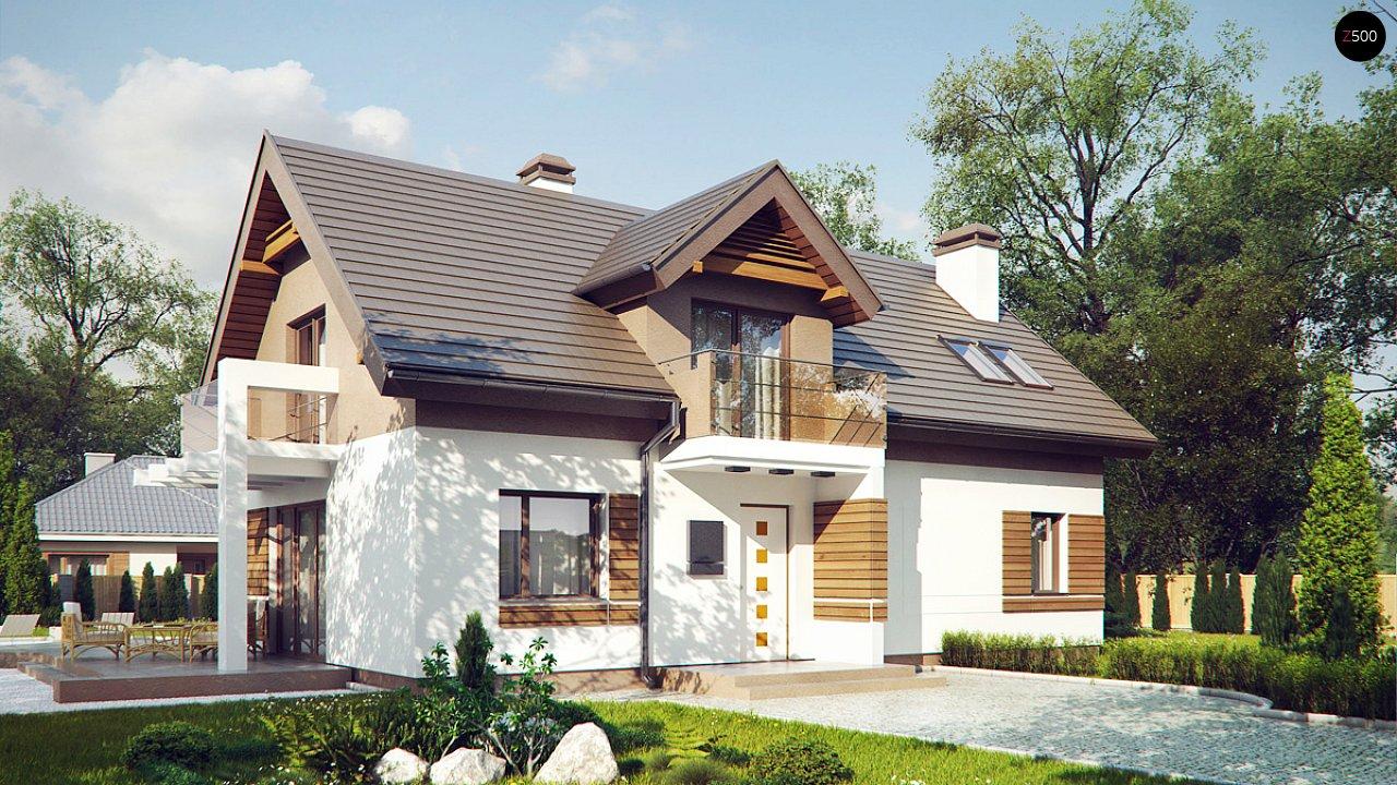 Проект будинку Z223 - 1
