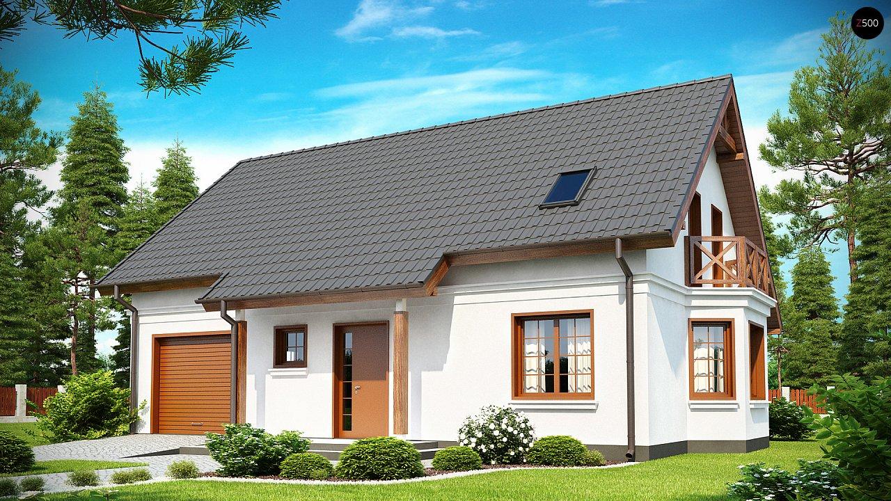 Проект будинку Z178 - 1