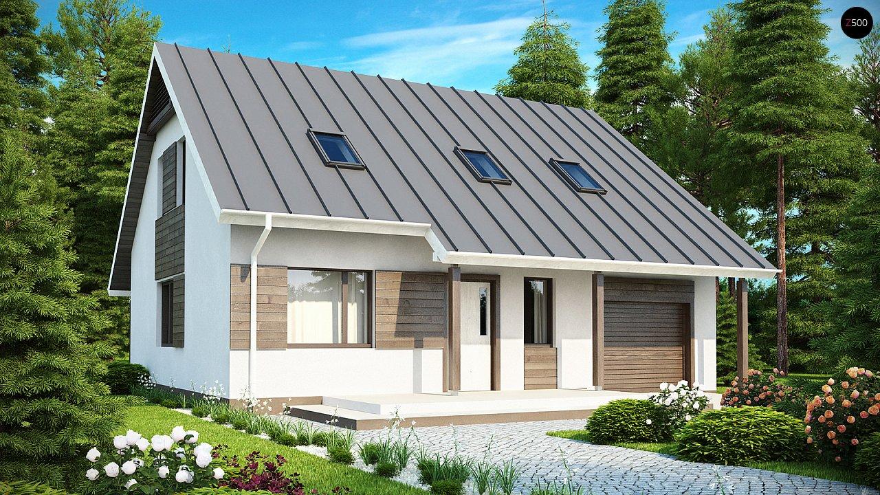 Проект будинку Z119 - 1