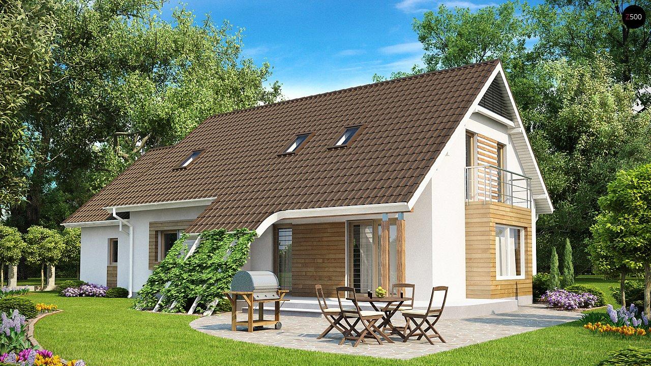 Проект будинку Z103 - 1