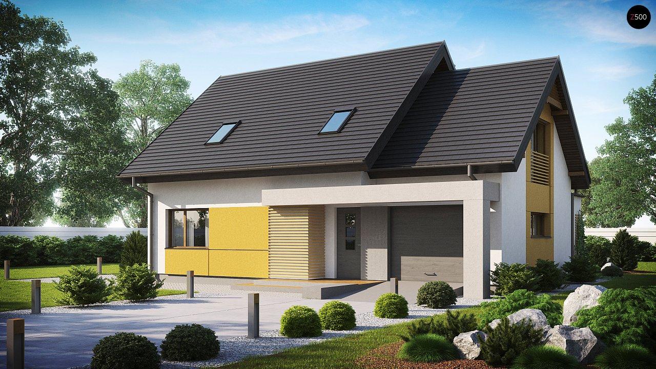 Проект будинку Z219 - 1