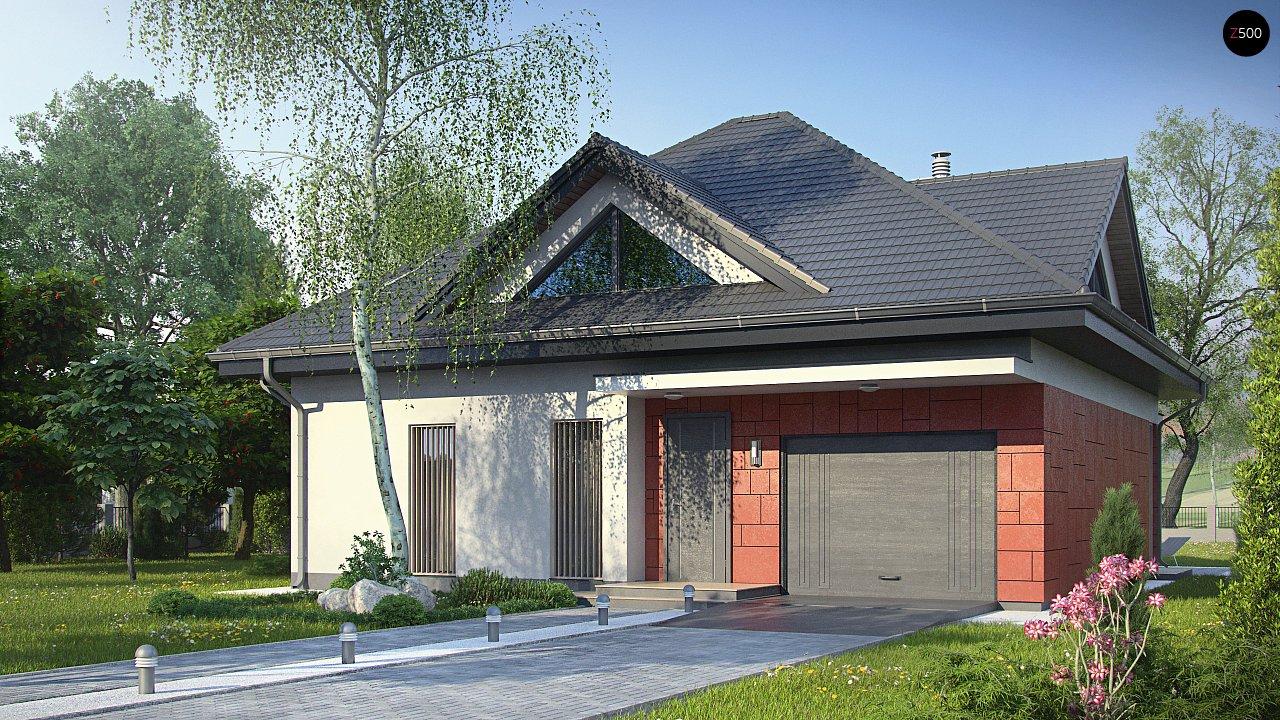 Проект будинку Z278 - 1