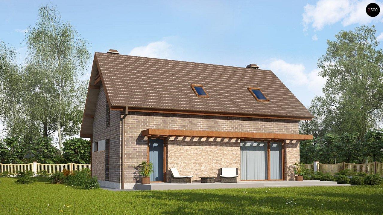 Проект будинку Z225 k - 1