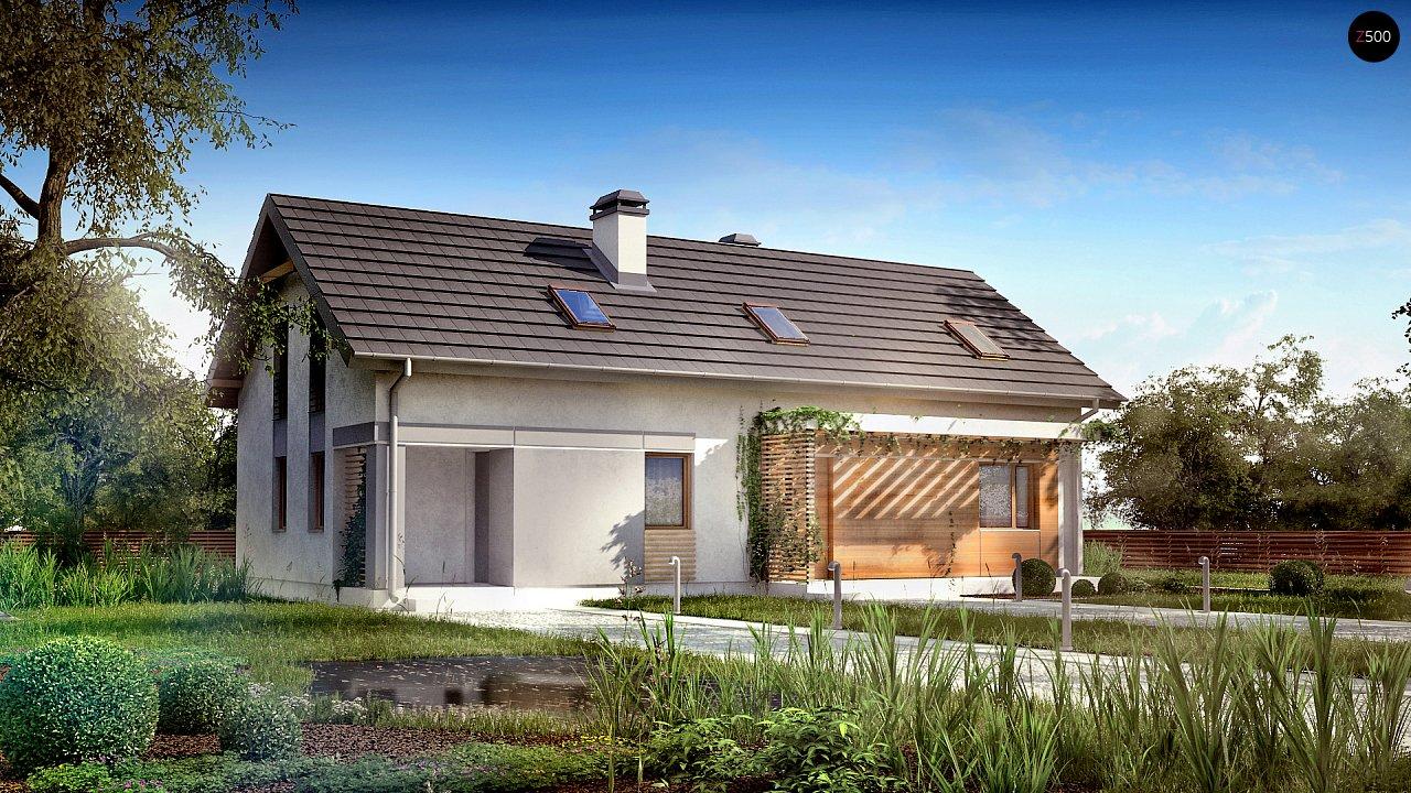 Проект будинку Z187 - 1