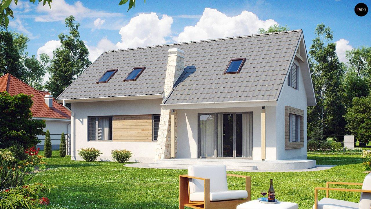 Проект будинку Z111 - 1