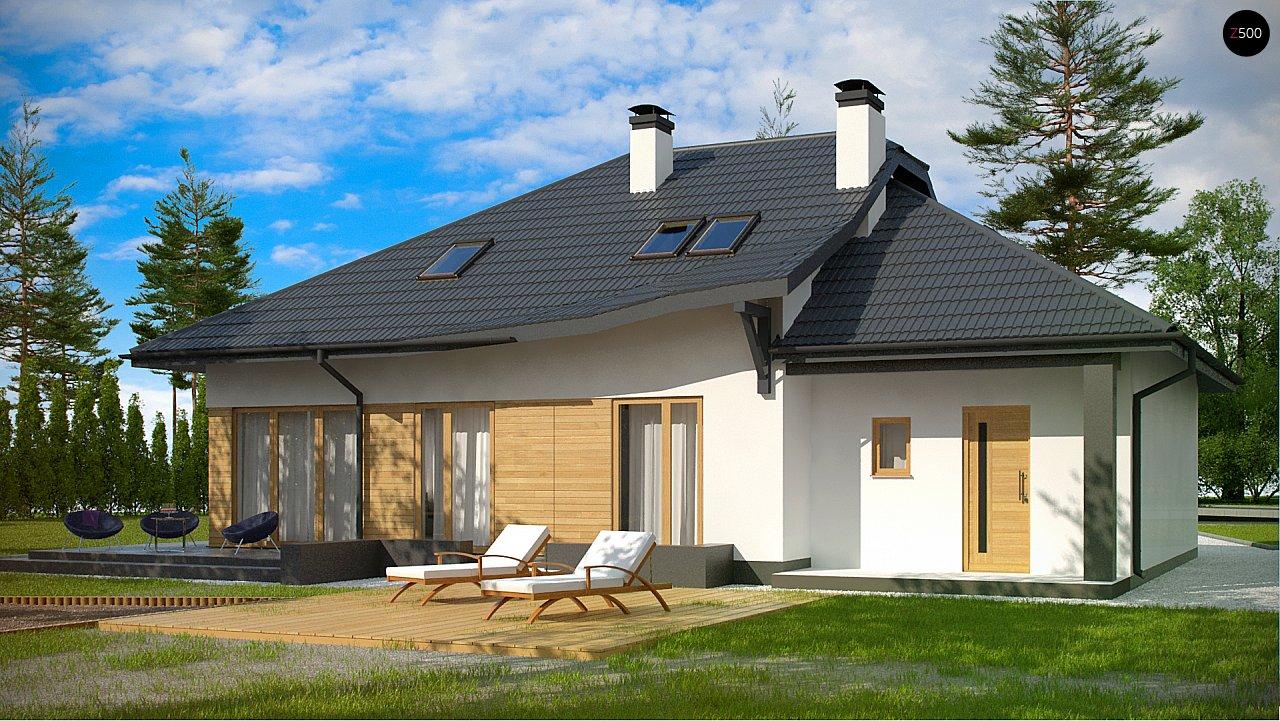 Проект будинку Z56 A - 1