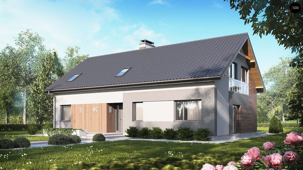 Проект будинку Z97 - 1