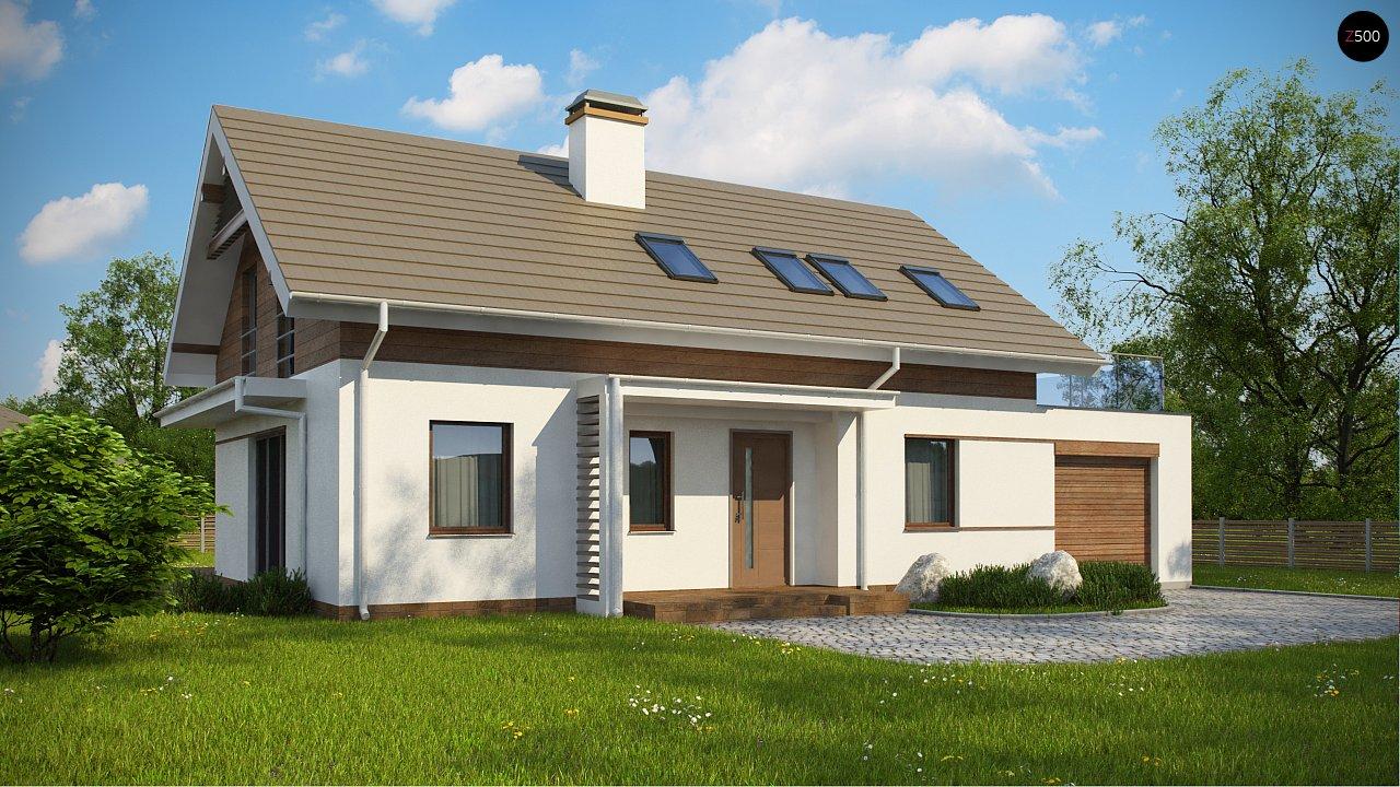 Проект будинку Z244 GP - 1