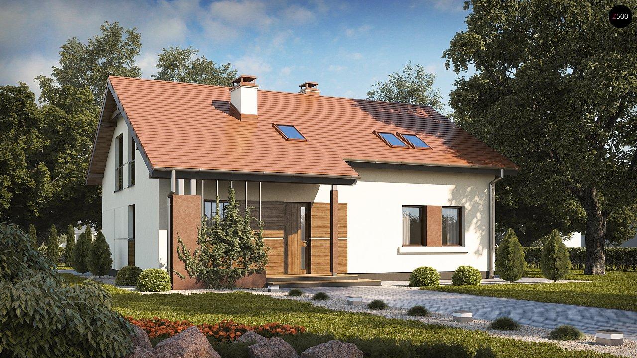 Проект будинку Z261 v1 - 1