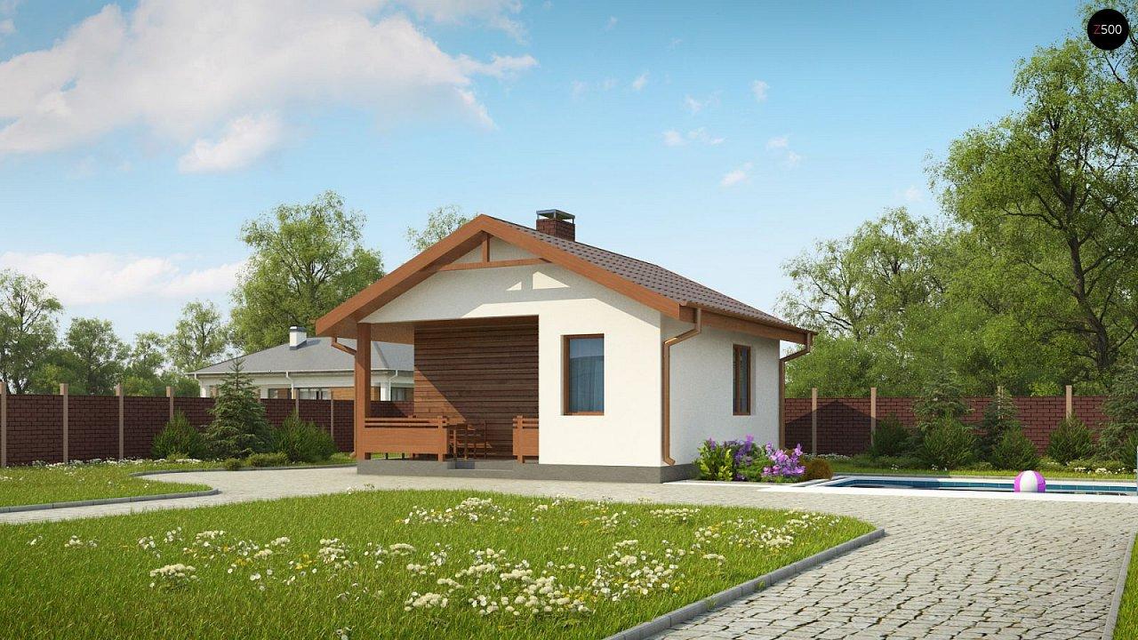 Проект будинку Zp2 - 1