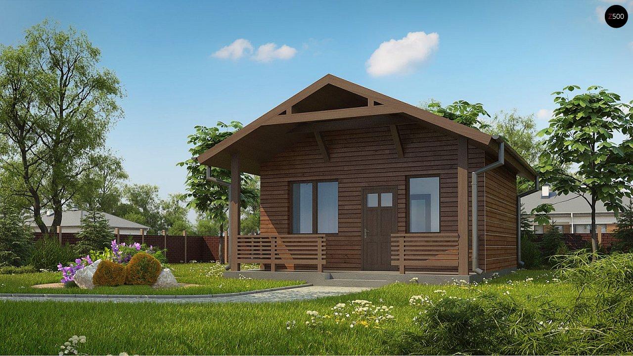 Проект будинку Zp3 - 1