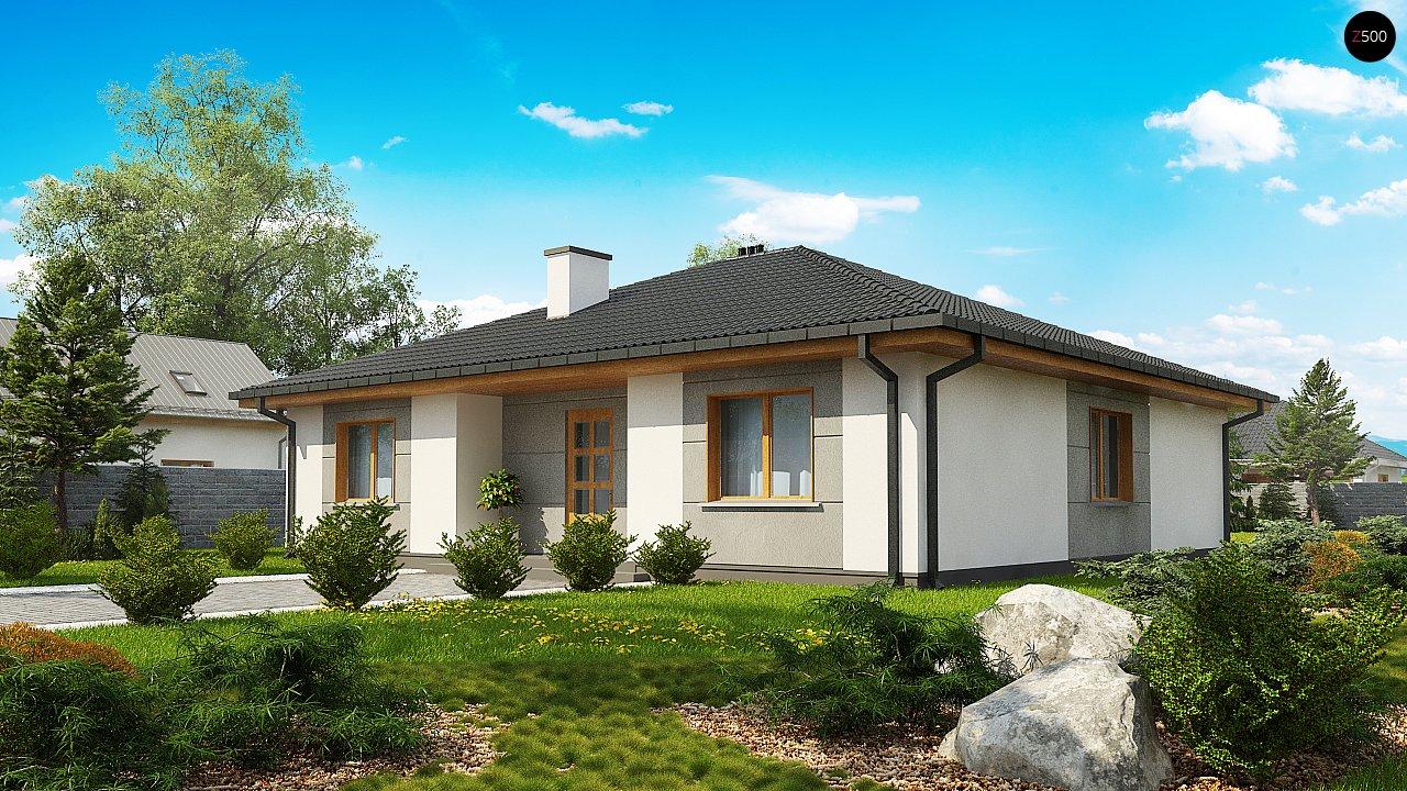 Проект будинку Z67 A - 1