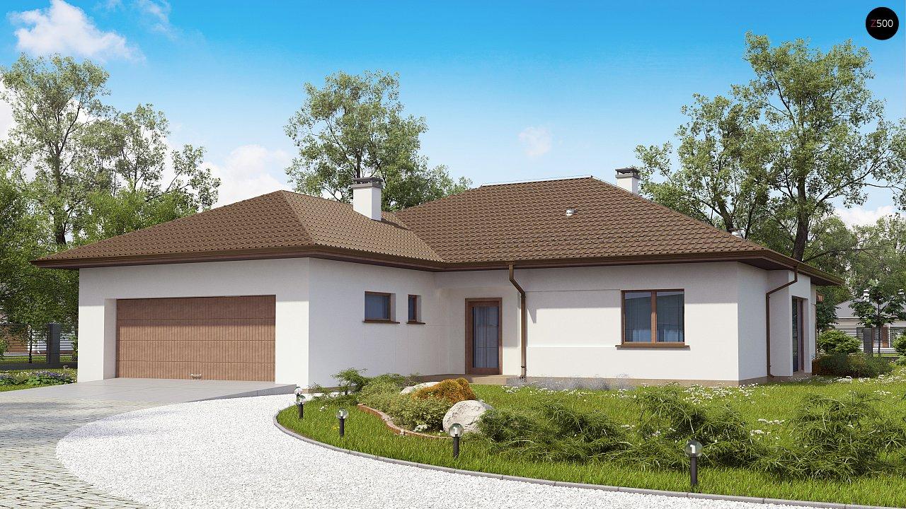 Проект будинку Z311 - 1