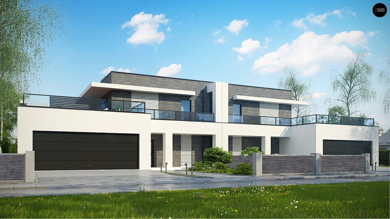Проект будинку Zb16 - 1