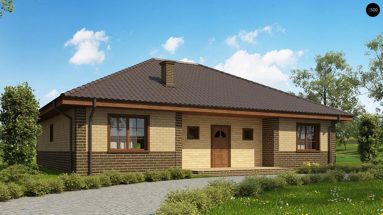Проект будинку Z10 k - 1