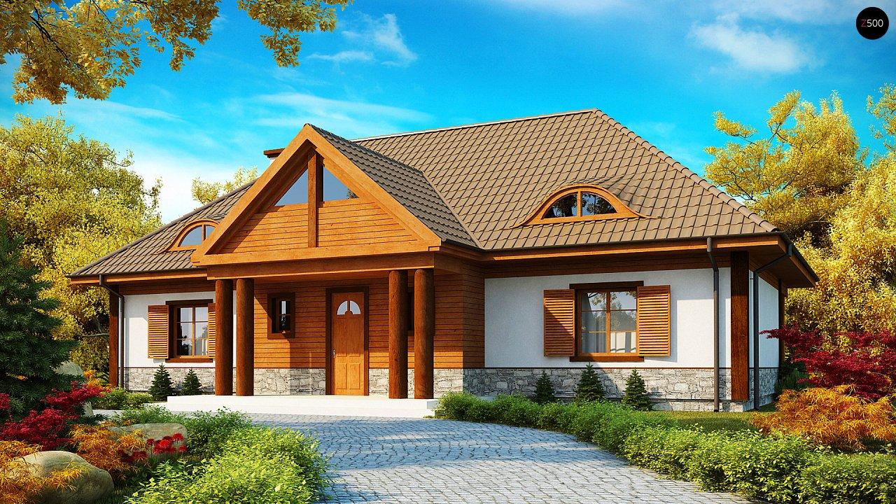 Проект будинку Z20 - 1