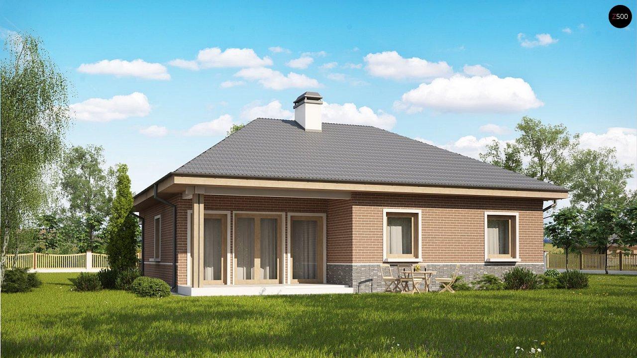 Проект будинку Z24 k - 1