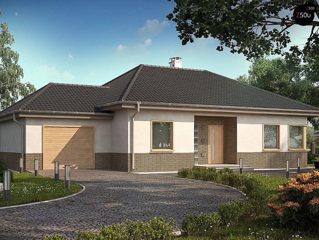 Проект будинку Z24 GL S - 1