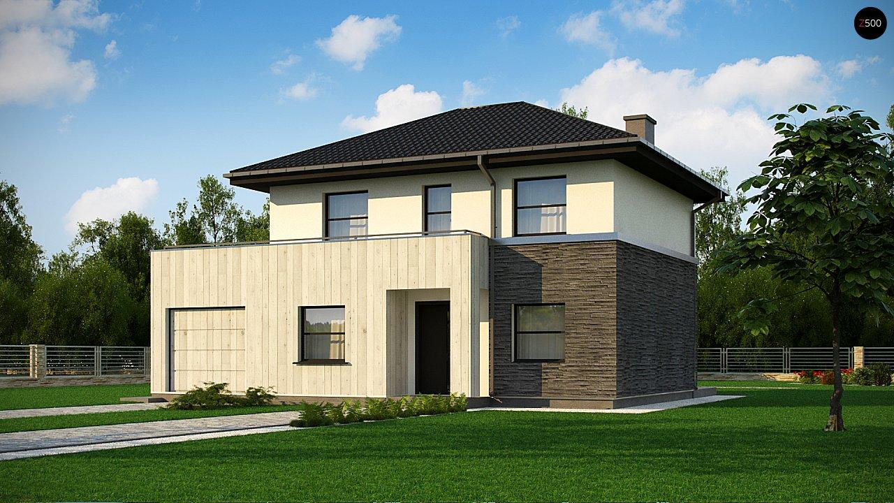 Проект будинку Z29 minus - 1