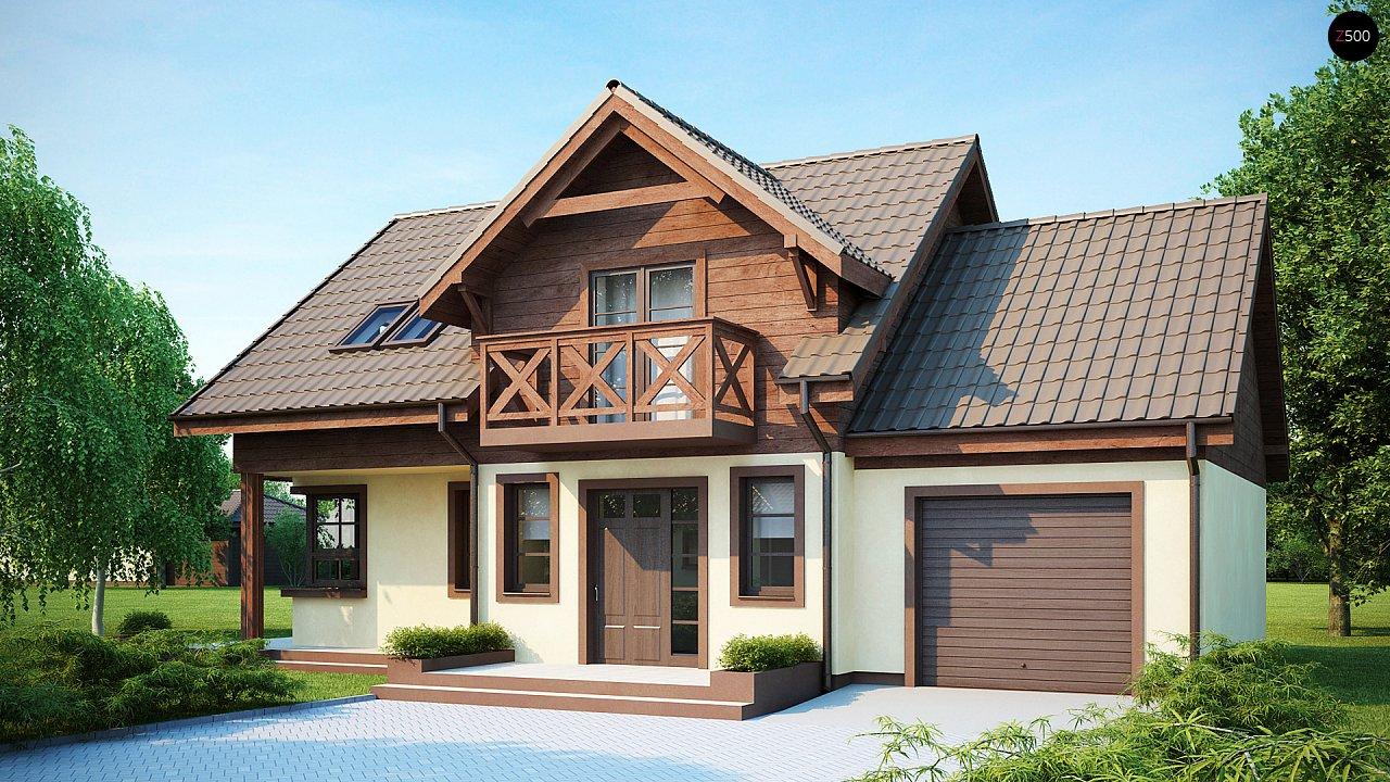 Проект будинку Z33 - 1
