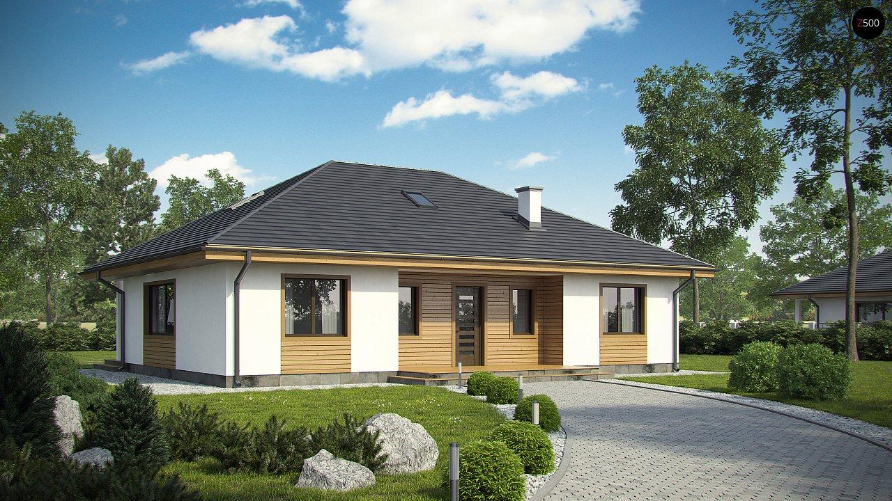 Проект будинку Z35 bG - 1