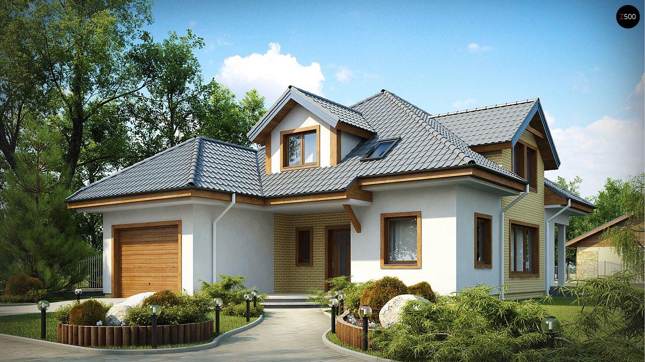 Проект будинку Z49 - 1