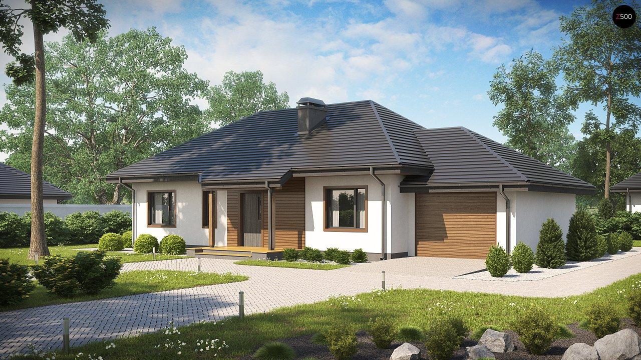 Проект будинку Z69 GP - 1