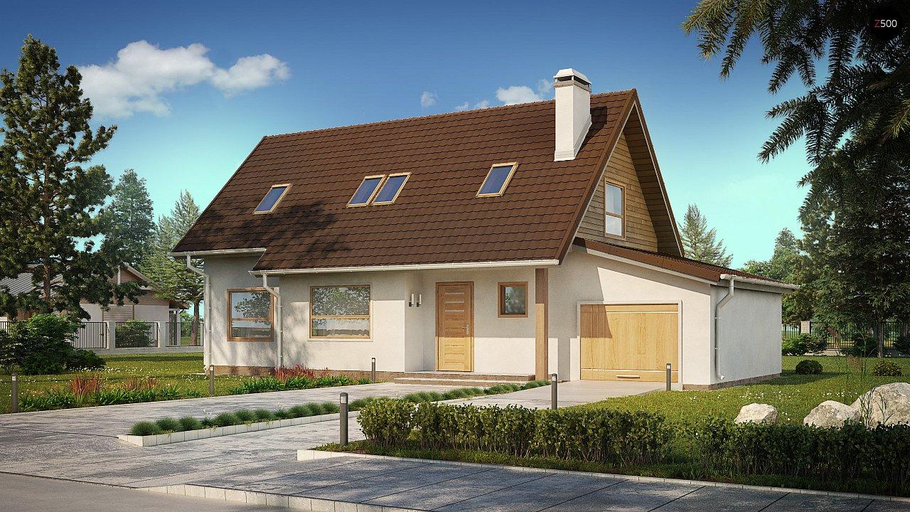Проект будинку Z79 GP - 1
