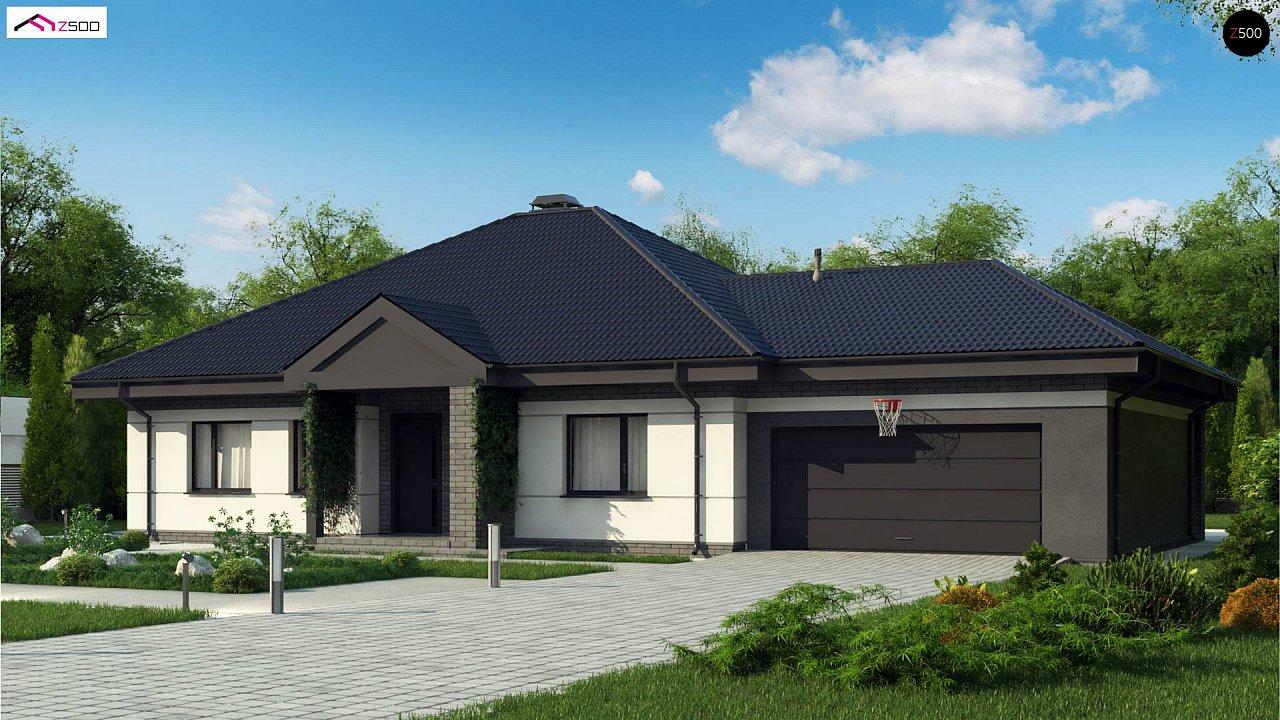 Проект будинку Z86 A - 1