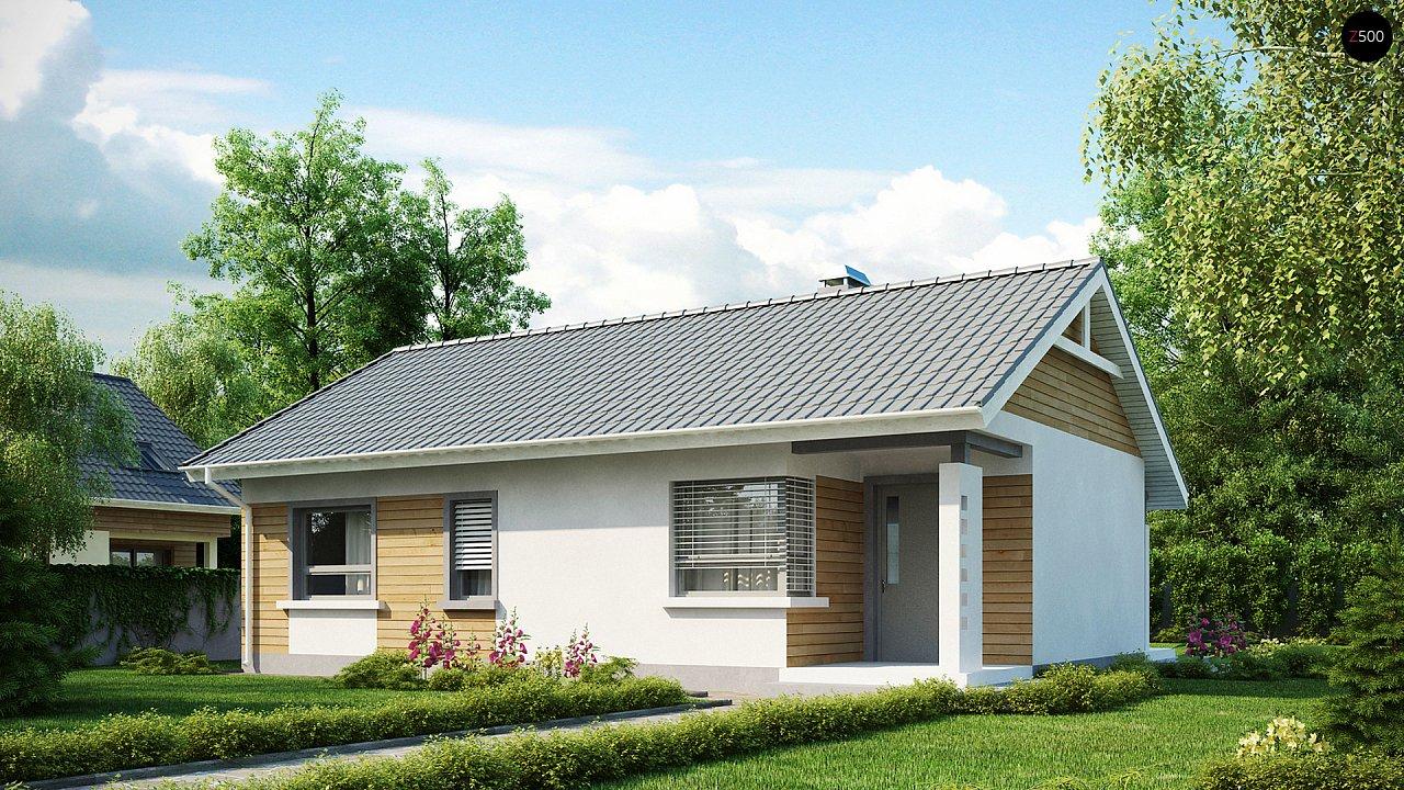 Проект будинку Z87 - 1
