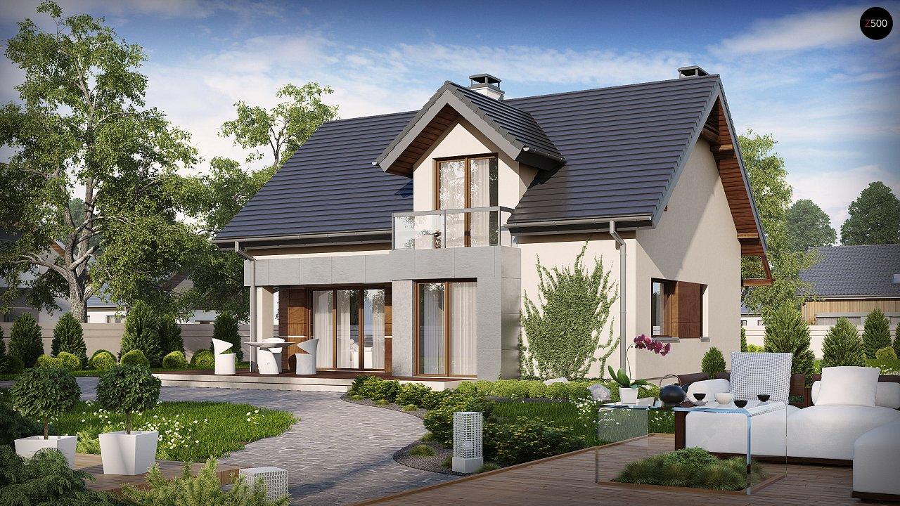 Проект будинку Z89 - 1