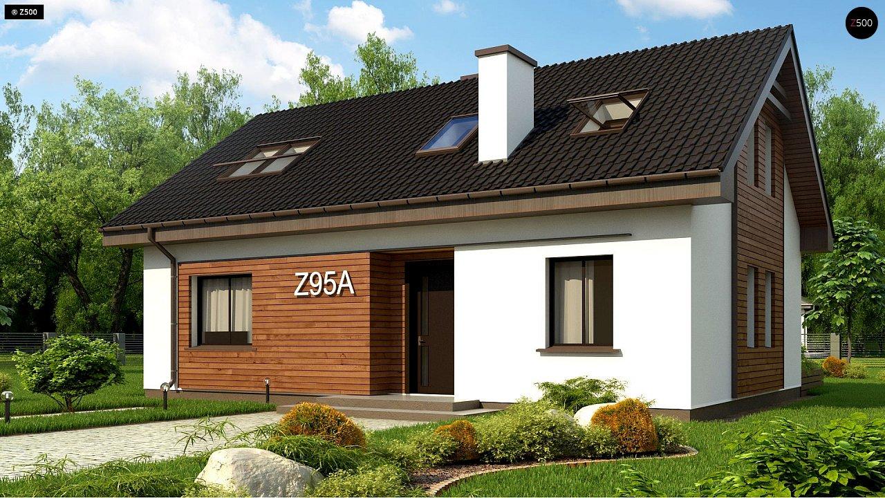 Проект будинку Z95 A - 1