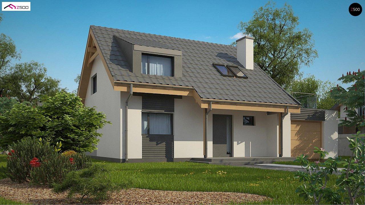 Проект будинку Z146 GP - 1
