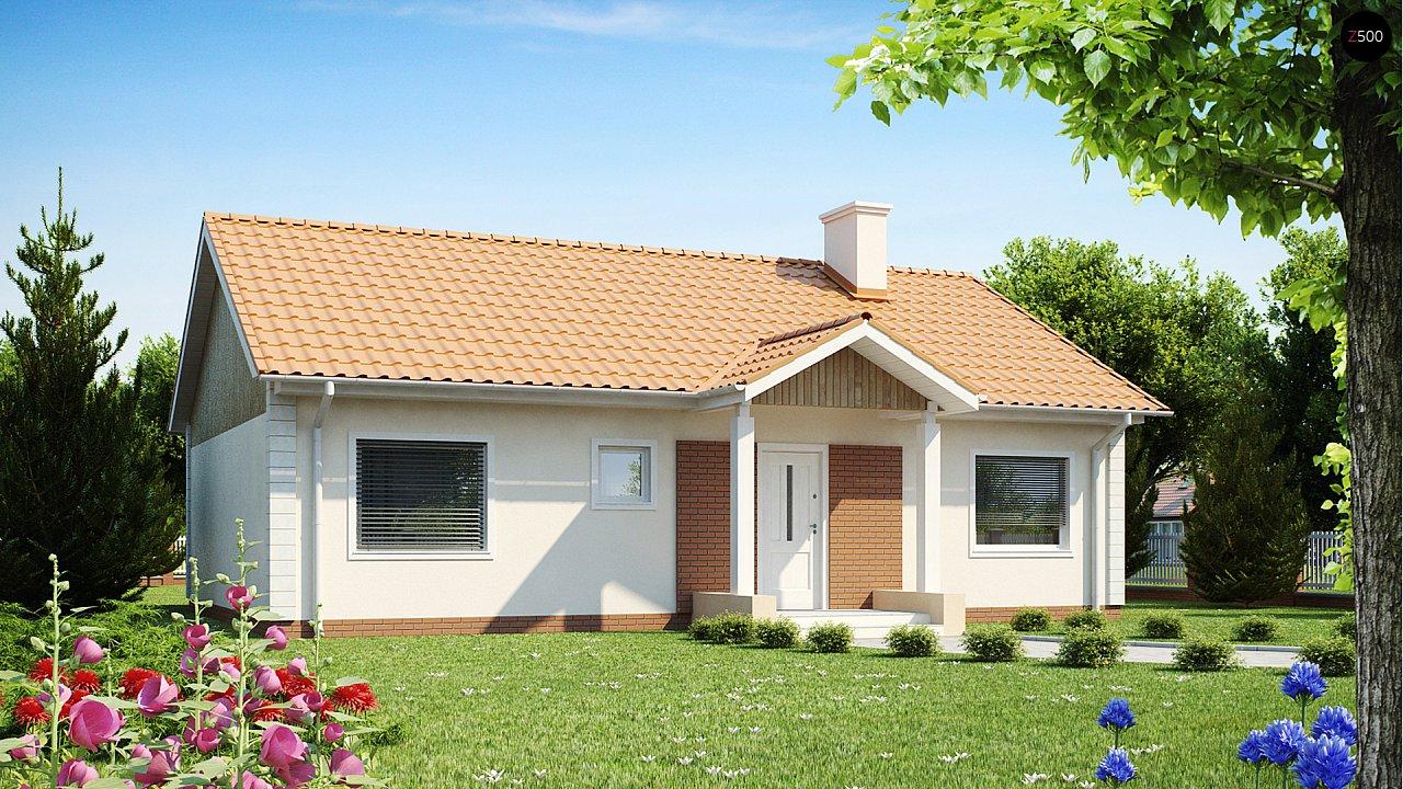 Проект будинку Z91 - 1